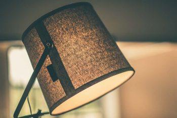 lågenergilampa lampskärm