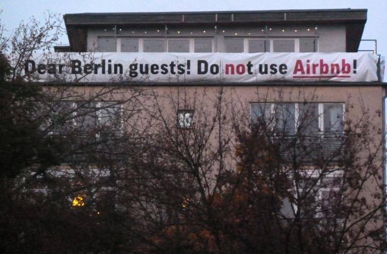 Dear Berlin guests! Do not use Airbnb!