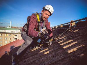Sakkunnig inom taksäkerhet, byggkonsult för bostadsrättsförening